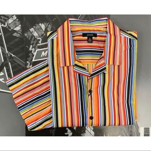 🙌🏾Brand New Alfani Collard Shirt #VMC